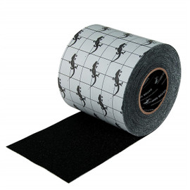 Black Mop Friendly Slip-Resistant Tape 6 inch x 60 ft (2 Roll/Pack)