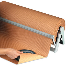 Indented Kraft Paper 60 lb. 24 inch x 300 ft Roll