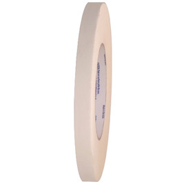 Intertape 591 Double Coated Flatback Paper Tape 1/2 inch x 36 yard Roll