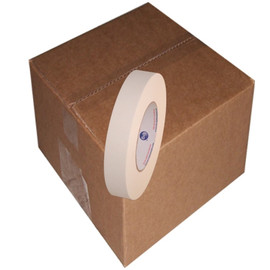 Intertape 591 Double Coated Flatback Paper Tape 1 inch x 36 yard Roll (36 Roll/Pack)