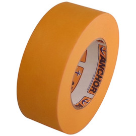 Orange Mask High Temp Premium Paper Masking Tape 2 inch x 60 yard Roll