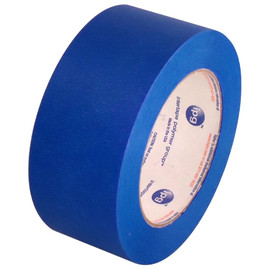 Intertape PT7 Blue UV Resistant Painters Masking Tape 2 inch x 60 yard Roll