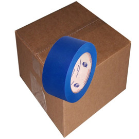 Intertape PT7 Blue UV Resistant Painters Masking Tape 2 inch x 60 yard Roll (24 Roll/Pack)
