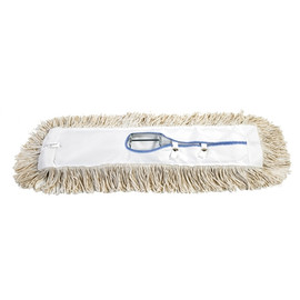 O-Cedar Economy 24 inch Dry Dust Mop Replacement Heads (12 Per/Pack)
