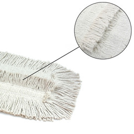 O-Cedar Deluxe 36 inch Pretreated Dust Mop Replacement Heads (12 Per/Pack)