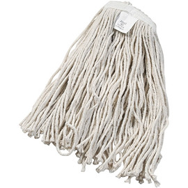 Cut-End Wet Mop Head, Cotton #20 (12 Per/Pack)