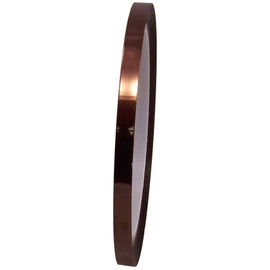 Kapton Alternative 1/4 inch x 36 yard Roll Polyimide Tape (144 Roll/Pack)
