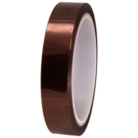 Kapton Alternative 3/4 inch x 36 yard Roll Polyimide Tape (48 Roll/Pack)