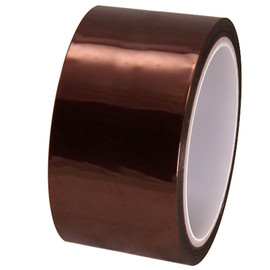 Kapton Alternative 2 inch x 36 yard Roll Polyimide Tape (24 Roll/Pack)