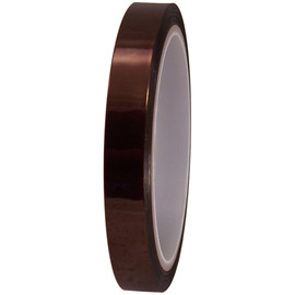 Kapton Alternative 1/2 inch x 36 yard Roll Polyimide Tape