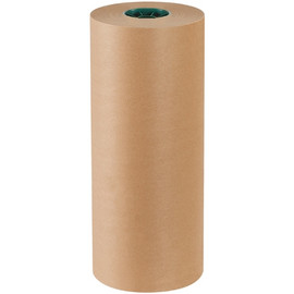 Poly Coated Kraft Paper 50 lb. 18 inch x 600 ft Roll