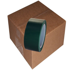 Green Low Density Polyethylene Film Tape 2 inch x 36 yard Roll (24 Roll/Pack)