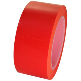 Orange Low Density Polyethylene Film Tape 2 inch x 36 yard Roll