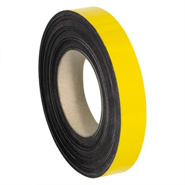 Magnetic Yellow 1 inch x 50 ft Roll