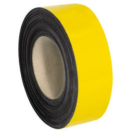 Magnetic Yellow 2 inch x 50 ft Roll