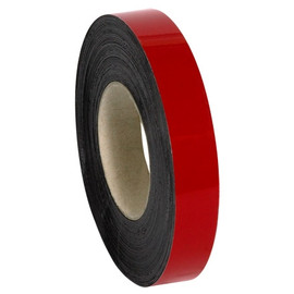 Magnetic Red 1 inch x 50 ft Roll