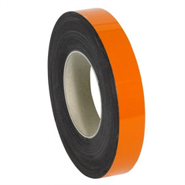 Magnetic Orange 1 inch x 100 ft Roll