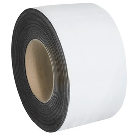 Magnetic White 3 inch x 100 ft Roll