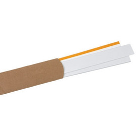 Slip-Strip Label Holder Strips 2 inch x 48 inch (6 Per/Pack)