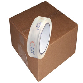 Prescription Label Protection Tape 1 inch x 72 yard Roll (72 Roll/Pack)