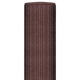 Deluxe Entry Mat Burgundy 3 ft x 5 ft x 3/8 inch