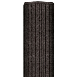 Deluxe Entry Mat Charcoal 3 ft x 10 ft x 3/8 inch