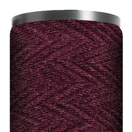 Superior Vinyl Carpet Mat Burgundy 3 ft x 4 ft x 3/8 inch