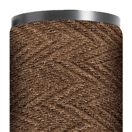 Superior Vinyl Carpet Mat Brown 3 ft x 4 ft x 3/8 inch