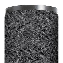 Superior Vinyl Carpet Mat Charcoal 3 ft x 10 ft x 3/8 inch