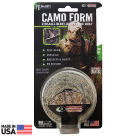 Camo Form Mossy Oak Brush Fabric Wrap Camouflage 2 inch x 144 inch Roll