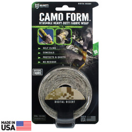 Camo Form Digital Desert Fabric Wrap Camouflage 2 inch x 144 inch Roll