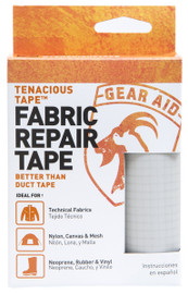 Tenacious Tape Ultra Strong Tent Repair Tape Platinum 3 inch x 20 inch Strip