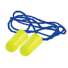 E-A-Rsoft Yellow Neons Corded Earplugs (200 Per/Pack)