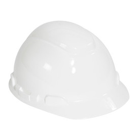 3M H-700 White Hard Hat (4 Per/Pack)
