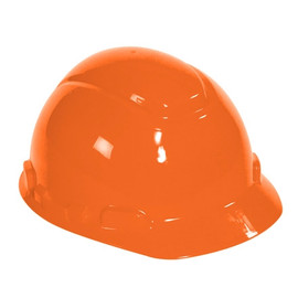3M H-700 Orange Hard Hat (4 Per/Pack)