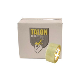 TalonTape Carton Sealing Tape 2.6 mil (2 inch x 55 yard Roll (36 Roll/Pack)
