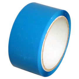 Light Blue Carton Sealing Tape 2 inch x 55 yard Roll 2.0 mil