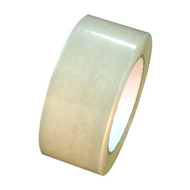 Clear Carton Sealing Tape 2 inch x 110 yard Roll 2.6 mil