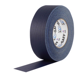 Pro Gaff Blue Gaffers Tape 2 inch x 55 yard Roll