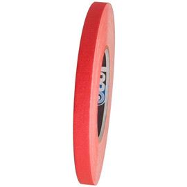 Pro Gaff Fluorescent Orange Gaffers Spike Tape 1/2 inch x 45 yard Roll