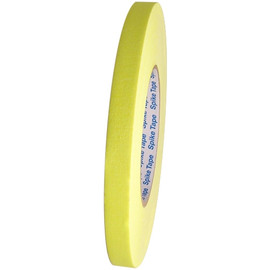 Pro Gaff Fluorescent Yellow Gaffers Spike Tape 1/2 inch x 45 yard Roll
