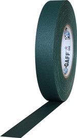 Pro Gaff Green Gaffers Tape 1 inch x 55 yard Roll