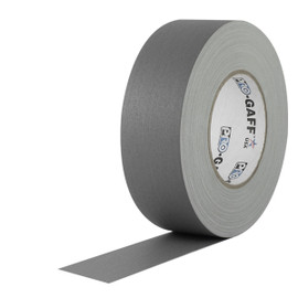 Pro Gaff Gray Gaffers Tape 2 inch x 55 yard Roll