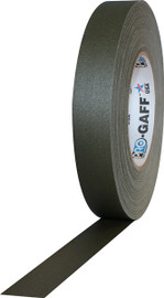 Pro Gaff Olive Drab Gaffers Tape 1 inch x 55 yard Roll