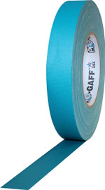 Pro Gaff Teal Gaffers Tape 1 inch x 55 yard Roll