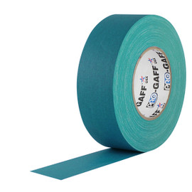Pro Gaff Teal Gaffers Tape 2 inch x 55 yard Roll