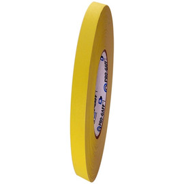 Pro Gaff Yellow Gaffers Spike Tape 1/2 inch x 45 yard Roll