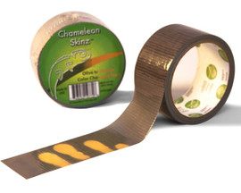 Chameleon Skinz - Olive to Orange Color Changing Duct Tape 1.88 inch x 10 yard Roll
