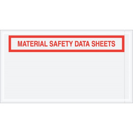 inchMaterial Safety Data Sheets inch Envelopes 5 1/2 inch x 10 inch (1000 Pack)