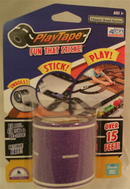 PlayTape Classic Road Purple 2 inch x 15 ft Roll